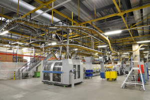 Industriebetrieb Druckerei // HiTech industry company