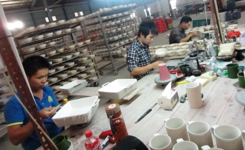 Faire fabriquer en Chine